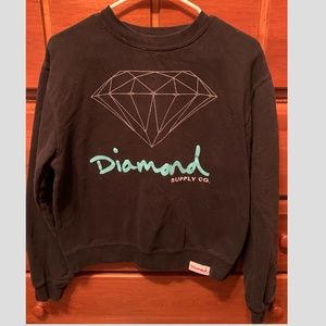 DIAMOND SUPPLY CO. Crewneck!